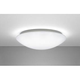 Plafoniera Nobile LED 22W luce 4000K verniciata bianca PL35/4K