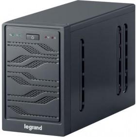 UPS Legrand NIKY 1000VA 600W monofase con 2 prese e RS232 310013