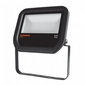Proiettore Osram Ledvance 50W 4000K nero IP65 5000LM FLOOD50840B