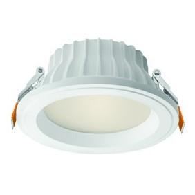 Faro Led Wiva empotrable redondo agujero de 120mm 14W 3000K cálida luz 41100084