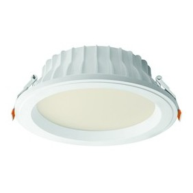 Lighthouse Led Wiva round recessed hole 170mm 20W 3000K warm light 41100086