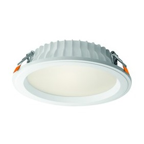 Lighthouse Led Wiva round recessed hole 210mm 30W 3000K warm light 41100088