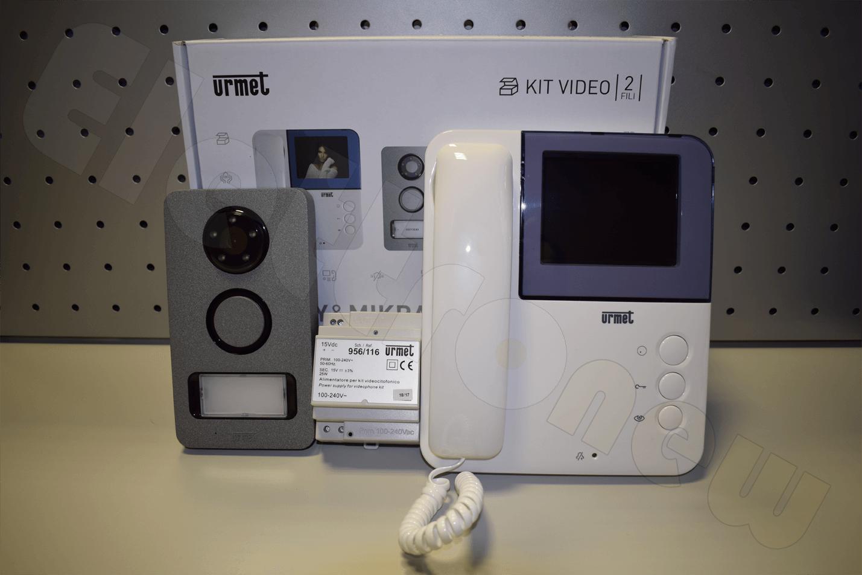 Videocitofono Urmet Kit 956 81 Guida All Acquisto