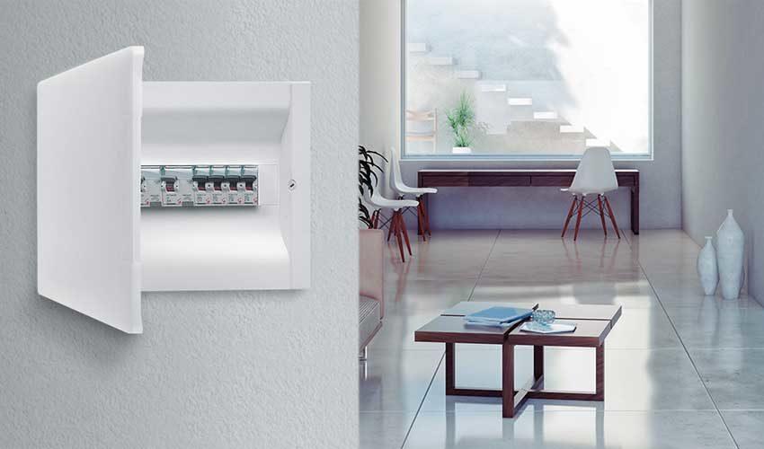 Schema Elettrico Quadro Casa : Quadro elettrico come comporlo e cosa comprare la nostra guida
